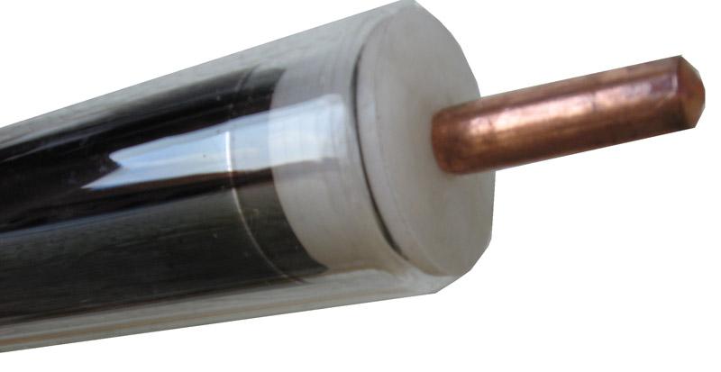 Röhrenkollektor-einzelröhre