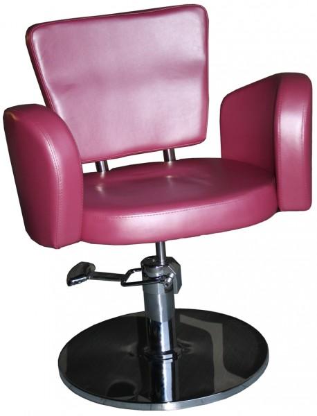 1367 Friseurstuhl CESANO (PVC 174-1 pink)