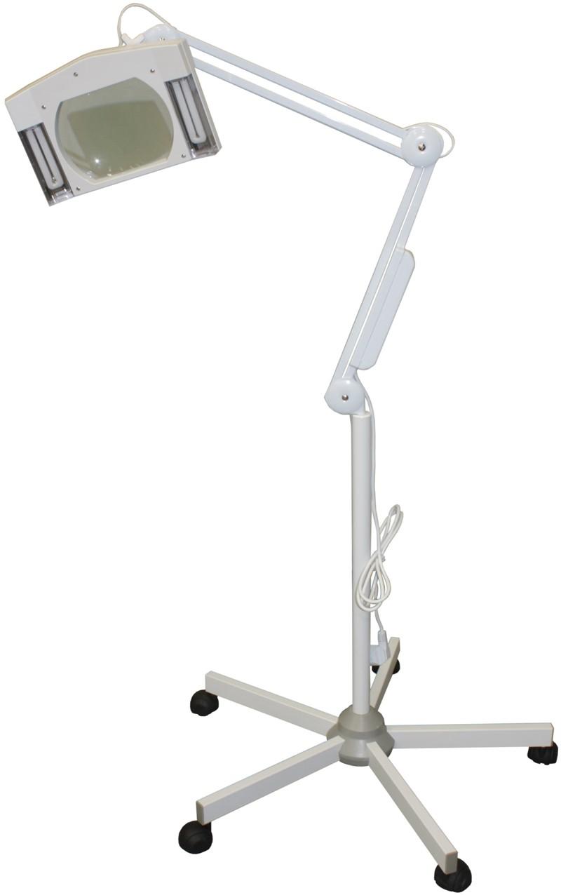 FIGARO 2007 Lupenlampe mit Stativ 4251226918891