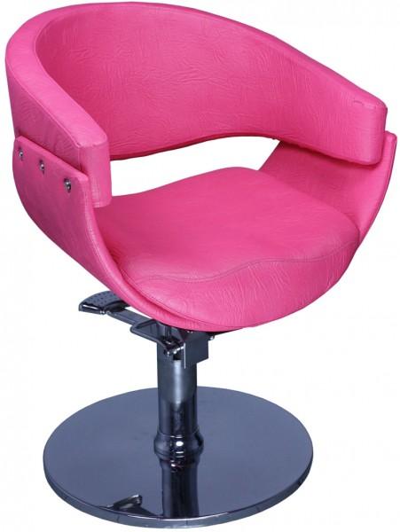 1875 Frisierstuhl ASCOLI Korpus pink (PVC 703 pink)