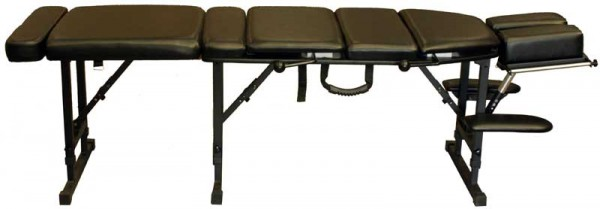 2013 portable Chiropraktik Liege schwarz