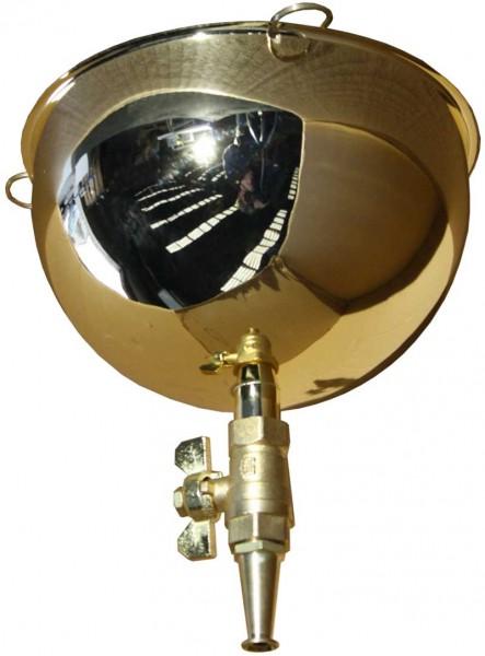 1569 Ayurveda-Ölgussbehälter 2,2 L gold