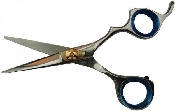 1023 professionelle eloxierte Friseurschere RH 6,5 Zoll