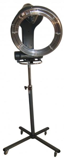 1954 IR-Climazon rotierend 1300W digital Stativ silbergrau