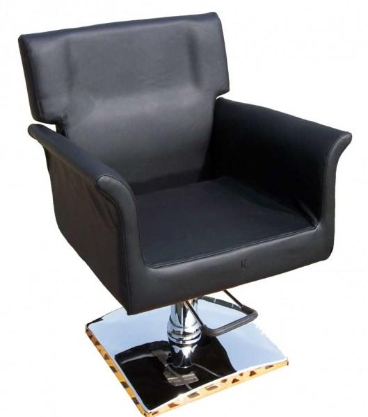 1171 Frisierstuhl LATINA schwarz