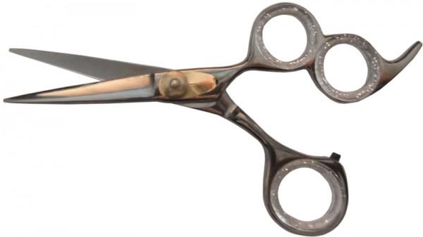 1020 professionelle eloxierte Friseurschere RH 6,5 Zoll